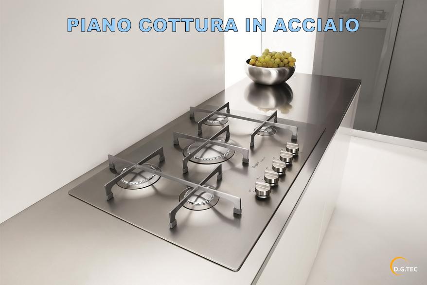 Come pulire il piano cottura - Assistenza Rex a Milano